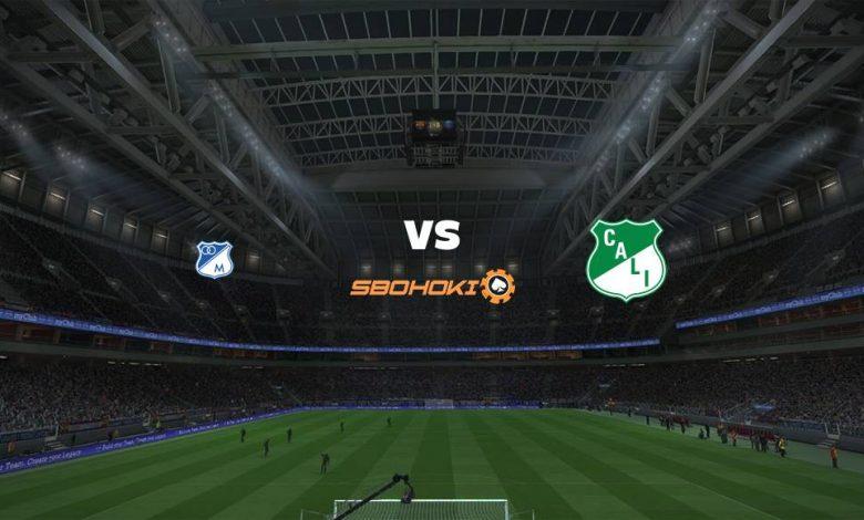 Live Streaming Millonarios vs Deportivo Cali 18 April 2021 1