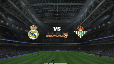 Photo of Live Streaming  Real Madrid vs Real Betis 24 April 2021