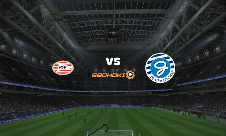 Live Streaming Jong PSV vs De Graafschap 19 April 2021 1