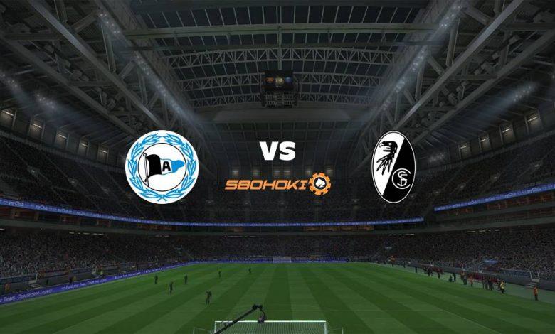 Live Streaming Arminia Bielefeld vs SC Freiburg 9 April 2021 1