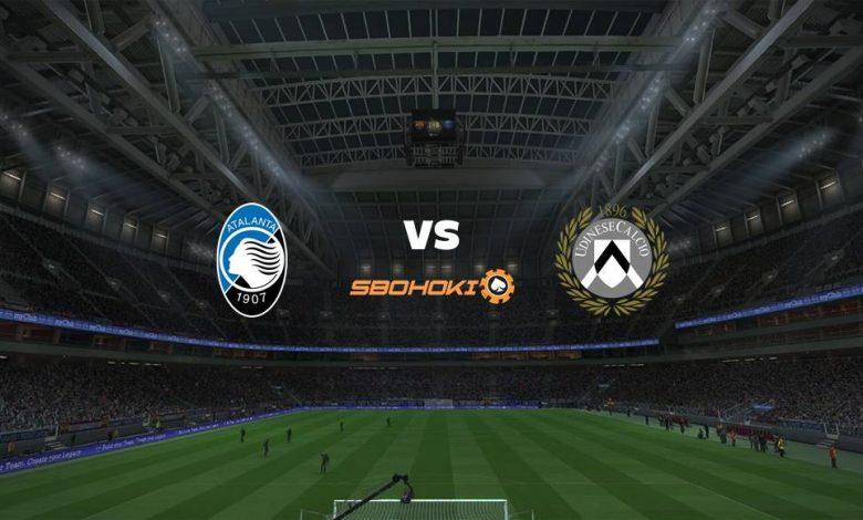 Live Streaming Atalanta vs Udinese 3 April 2021 1