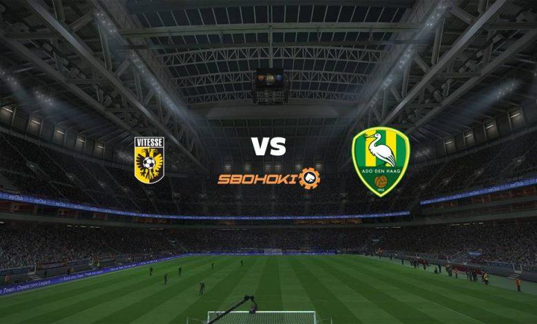 Live Streaming Vitesse vs ADO Den Haag 9 April 2021 1
