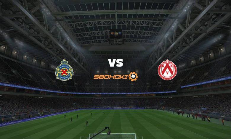Live Streaming Waasland-Beveren vs KV Kortrijk 11 April 2021 1