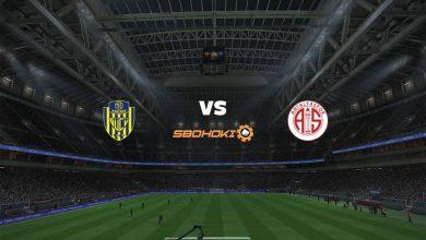 Photo of Live Streaming  Ankaragucu vs Antalyaspor 4 April 2021