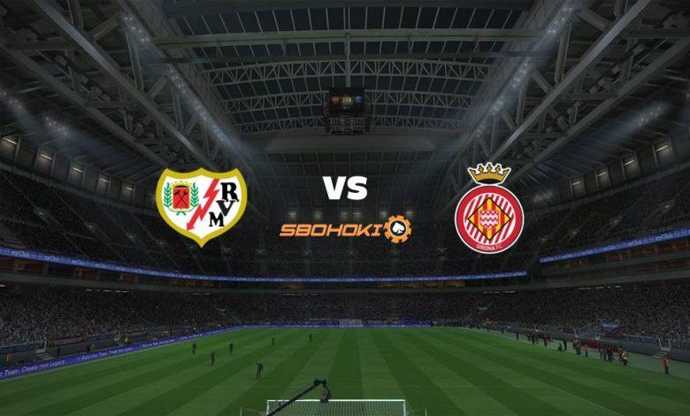Live Streaming Rayo Vallecano vs Girona 10 April 2021 1