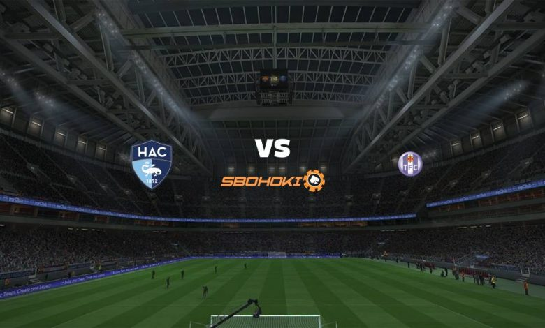 Live Streaming Le Havre AC vs Toulouse 27 April 2021 1