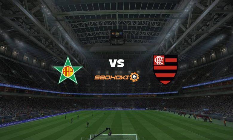 Live Streaming Portuguesa-RJ vs Flamengo 18 April 2021 1