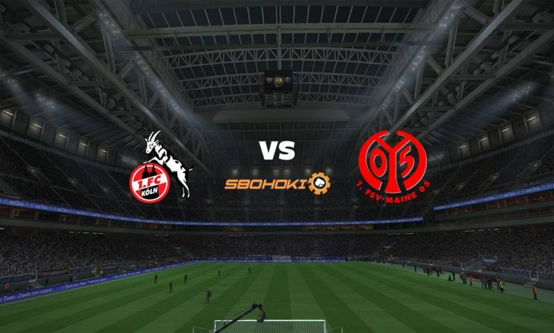 Live Streaming FC Cologne vs Mainz 11 April 2021 1