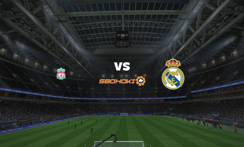 Live Streaming Liverpool vs Real Madrid 14 April 2021 1