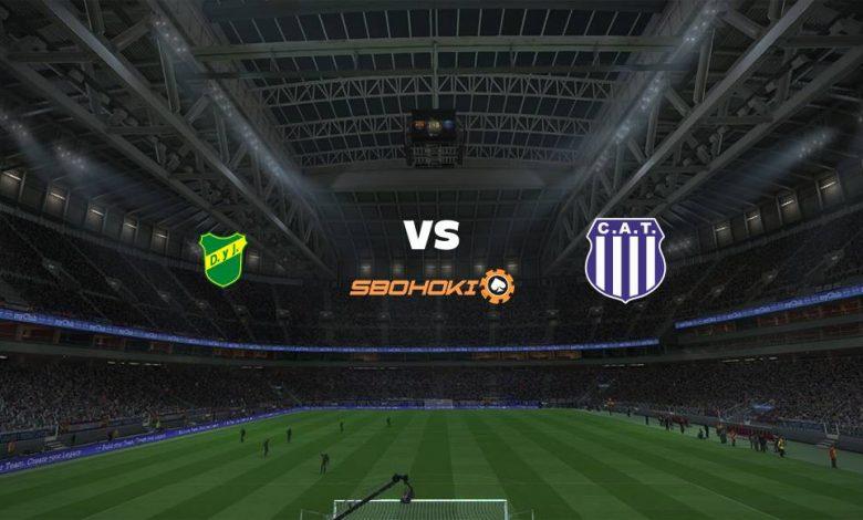 Live Streaming Defensa y Justicia vs Talleres (Córdoba) 10 April 2021 1