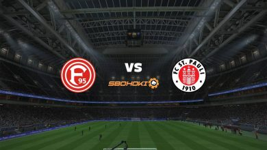 Photo of Live Streaming  Fortuna Düsseldorf vs St Pauli 21 April 2021