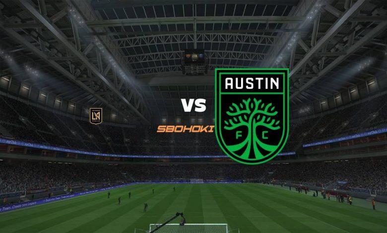 Live Streaming Los Angeles FC vs Austin FC 17 April 2021 1