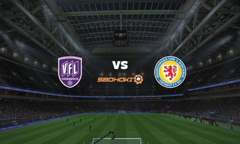 Live Streaming VfL Osnabruck vs TSV Eintracht Braunschweig 11 April 2021 1