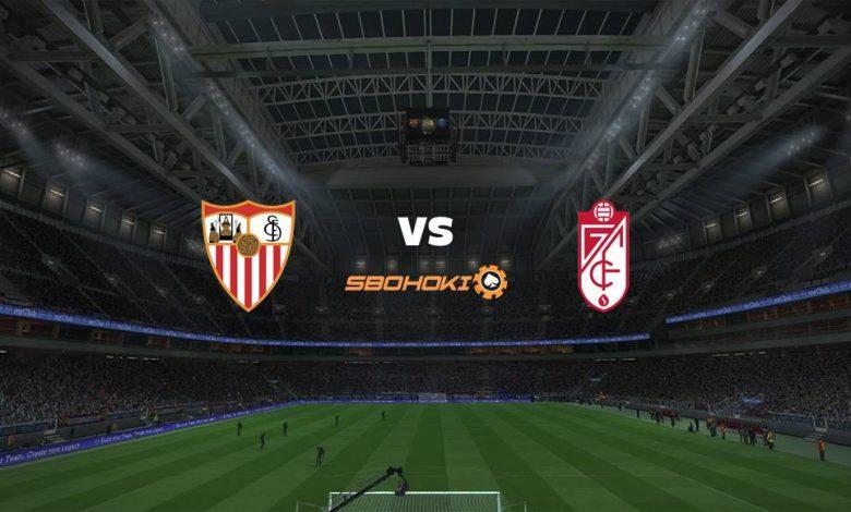 Live Streaming Sevilla vs Granada 25 April 2021 1