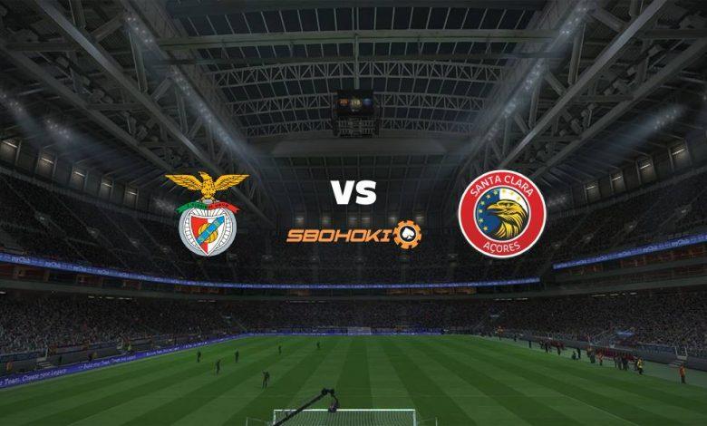 Live Streaming Benfica vs Santa Clara 26 April 2021 1