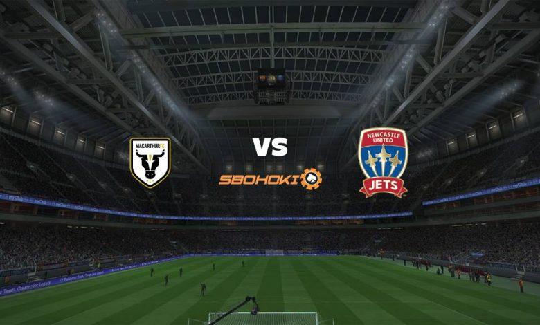Live Streaming Macarthur FC vs Newcastle Jets 18 April 2021 1