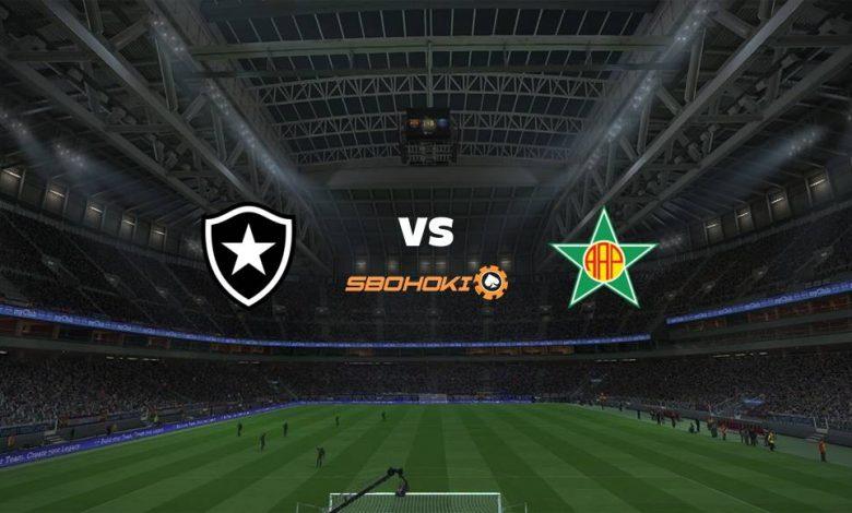 Live Streaming Botafogo vs Portuguesa-RJ 4 April 2021 1
