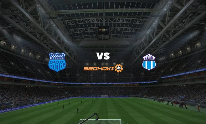 Live Streaming Emelec vs Macará 6 April 2021 1