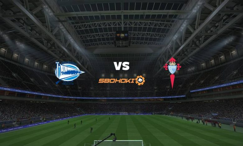 Live Streaming Alavés vs Celta Vigo 4 April 2021 1