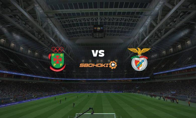 Live Streaming Paços de Ferreira vs Benfica 10 April 2021 1