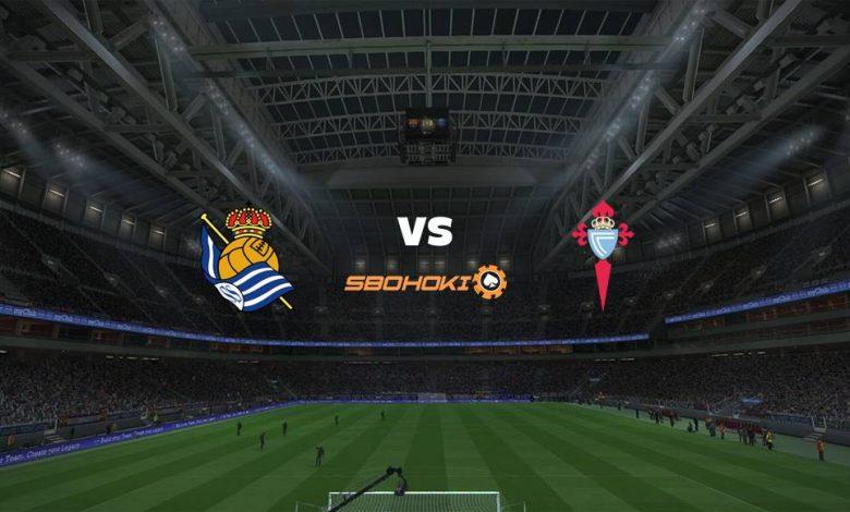 Live Streaming Real Sociedad vs Celta Vigo 22 April 2021 1