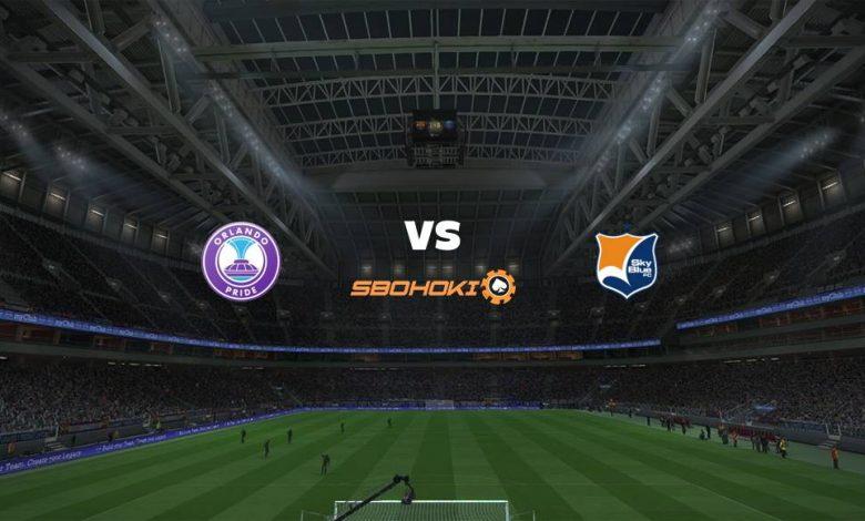 Live Streaming Orlando Pride vs Sky Blue FC 14 April 2021 1