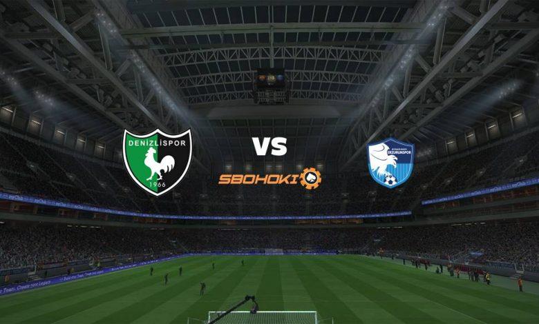 Live Streaming Denizlispor vs Erzurum BB 17 April 2021 1