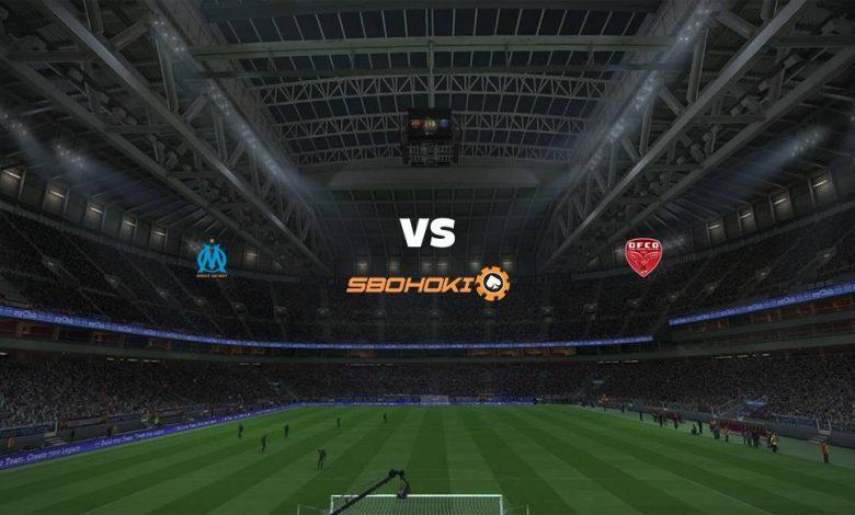 Live Streaming Marseille vs Dijon 4 April 2021 1
