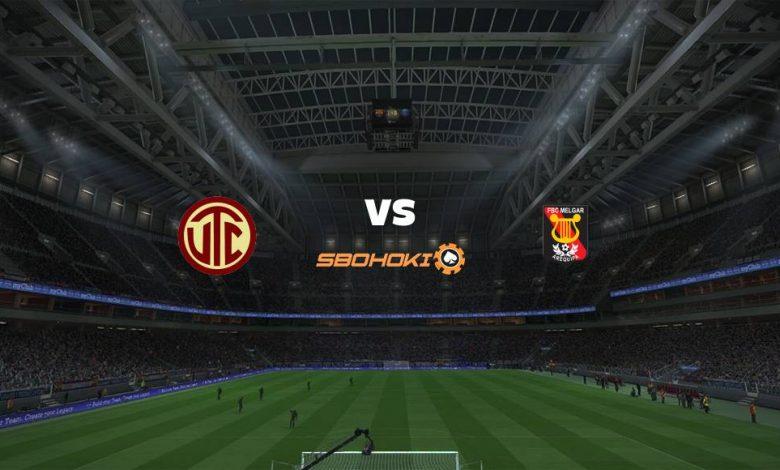 Live Streaming UTC vs Melgar 15 April 2021 1