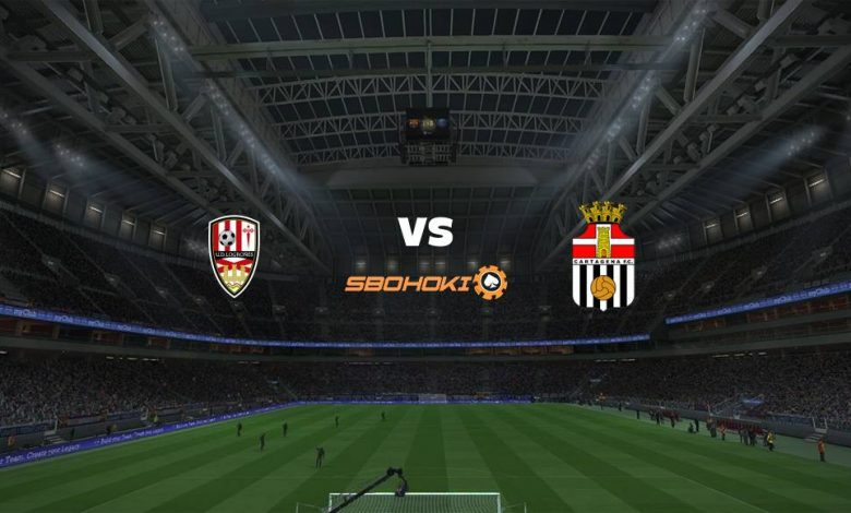Live Streaming UD Logroñés vs FC Cartagena 24 April 2021 1