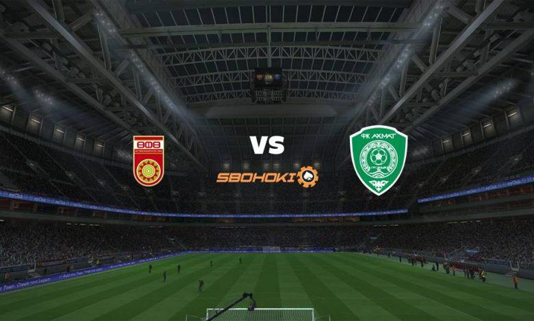 Live Streaming FC Ufa vs Akhmat Grozny 10 April 2021 1