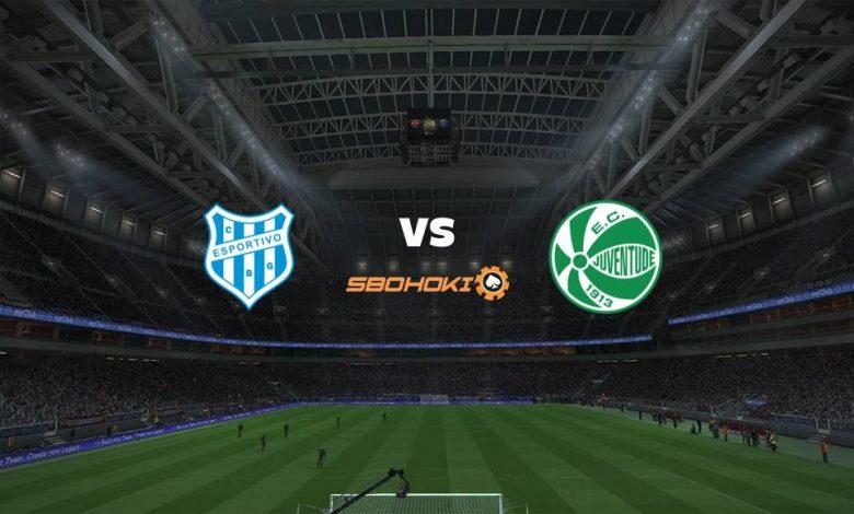 Live Streaming Esportivo-RS vs Juventude 19 April 2021 1
