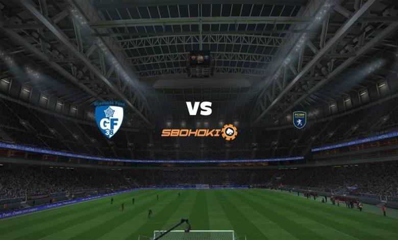 Live Streaming Grenoble vs Sochaux 20 April 2021 1