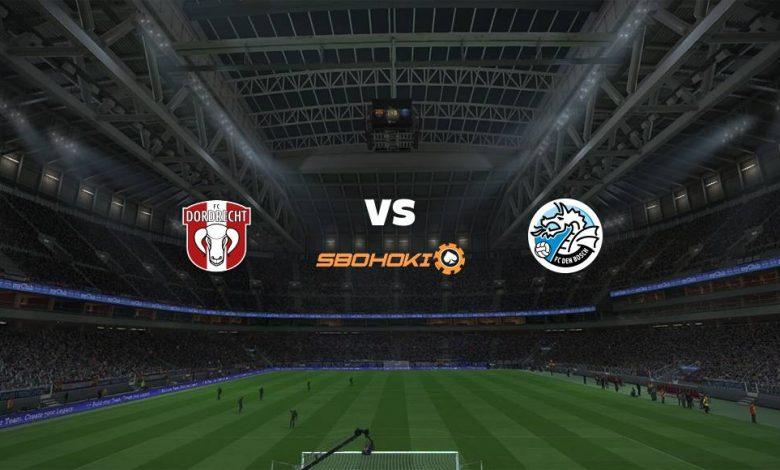 Live Streaming FC Dordrecht vs FC Den Bosch 16 April 2021 1