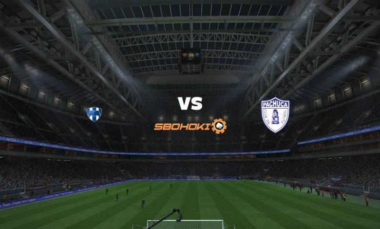 Live Streaming Monterrey vs Pachuca 19 April 2021 1