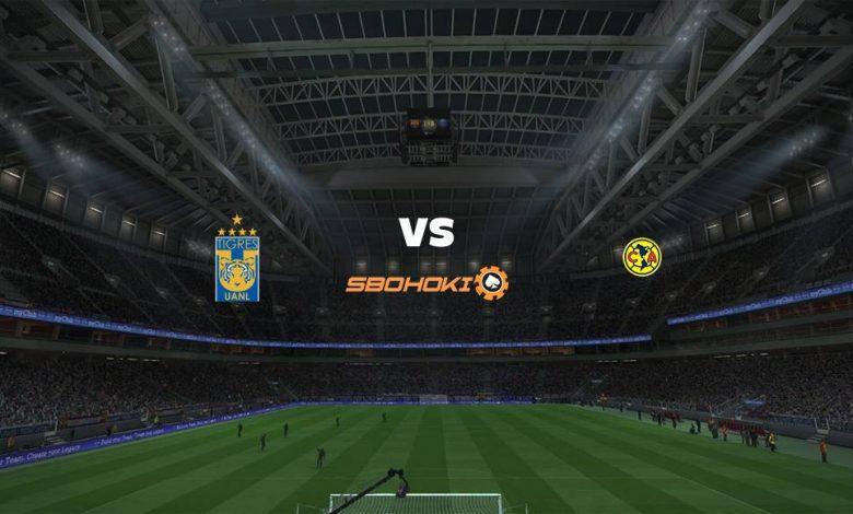 Live Streaming Tigres UANL vs América 11 April 2021 1