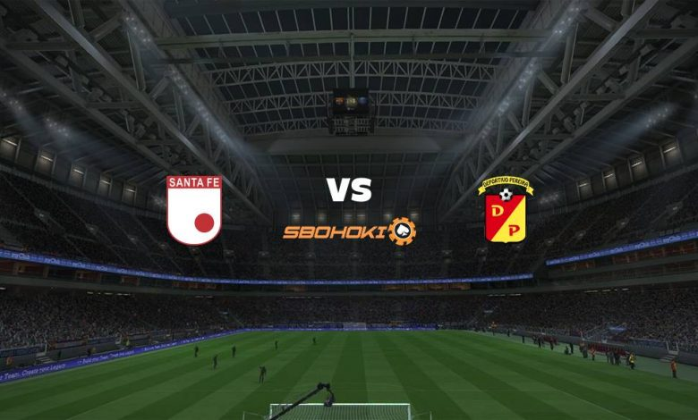 Live Streaming Independiente Santa Fe vs Deportivo Pereira 3 April 2021 1