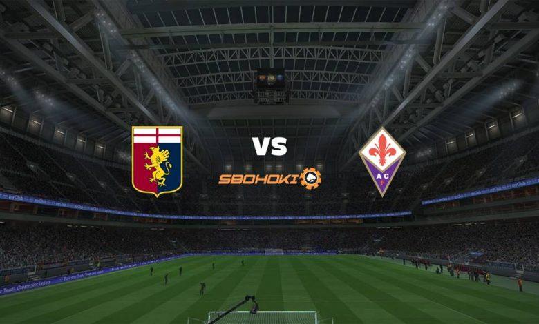 Live Streaming Genoa vs Fiorentina 3 April 2021 1
