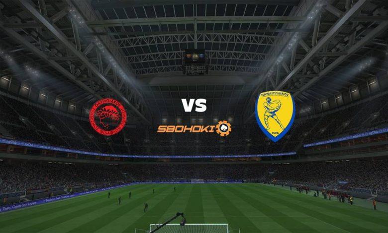 Live Streaming Olympiakos vs Panathinaikos 11 April 2021 1