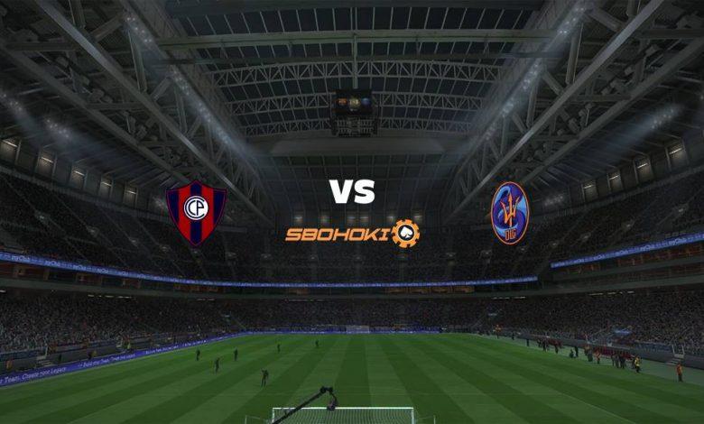 Live Streaming Cerro Porteño vs Deportivo La Guaira 29 April 2021 1