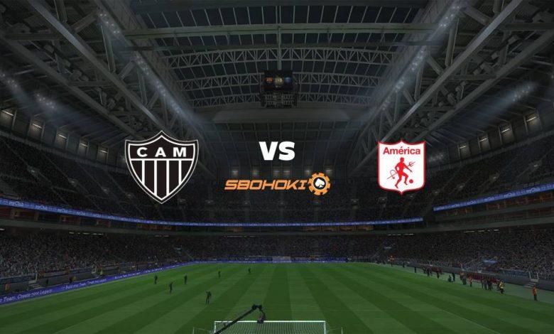Live Streaming Atlético-MG vs América de Cali 28 April 2021 1