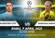 Photo of Prediksi Liga Champions Manchester City vs Borussia Dortmund: Pertempuran Bintang Muda