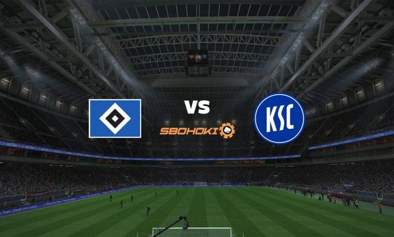Live Streaming Hamburg SV vs Karlsruher SC 20 April 2021 1