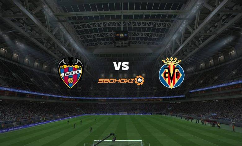 Live Streaming Levante vs Villarreal 18 April 2021 1