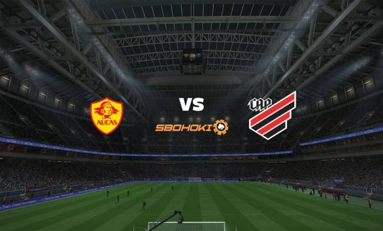 Live Streaming Aucas vs Athletico-PR 21 April 2021 1