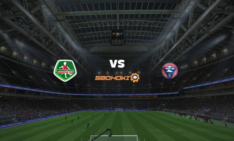 Live Streaming Mushuc Runa vs Olmedo 8 April 2021 1