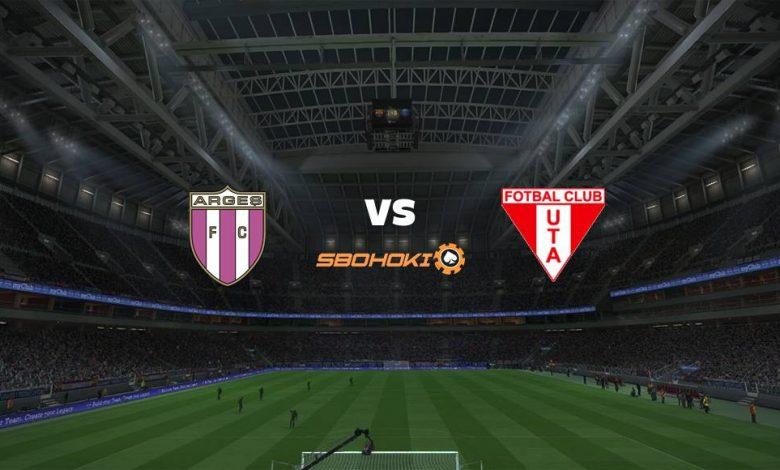 Live Streaming FC Arges vs UTA Arad 27 April 2021 1