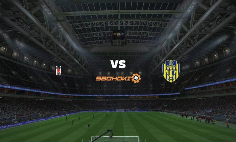 Live Streaming Besiktas vs Ankaragucu 16 April 2021 1
