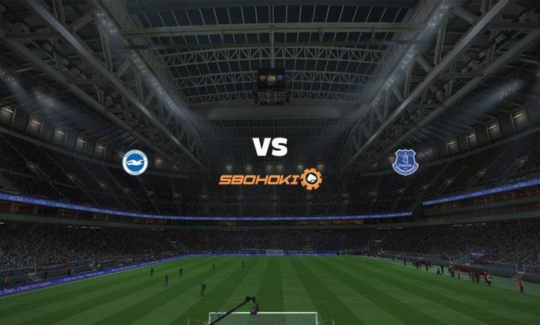 Live Streaming Brighton and Hove Albion vs Everton 12 April 2021 1
