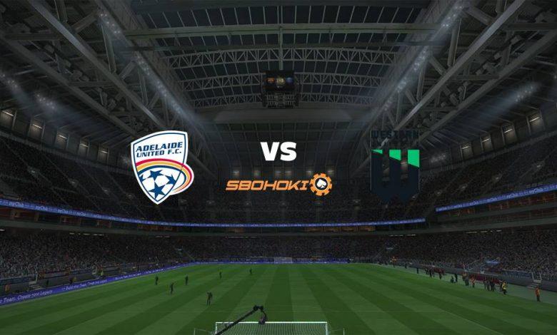 Live Streaming Adelaide United vs Western United 30 April 2021 1